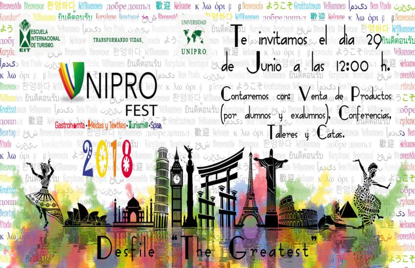 Unipro fest 2018